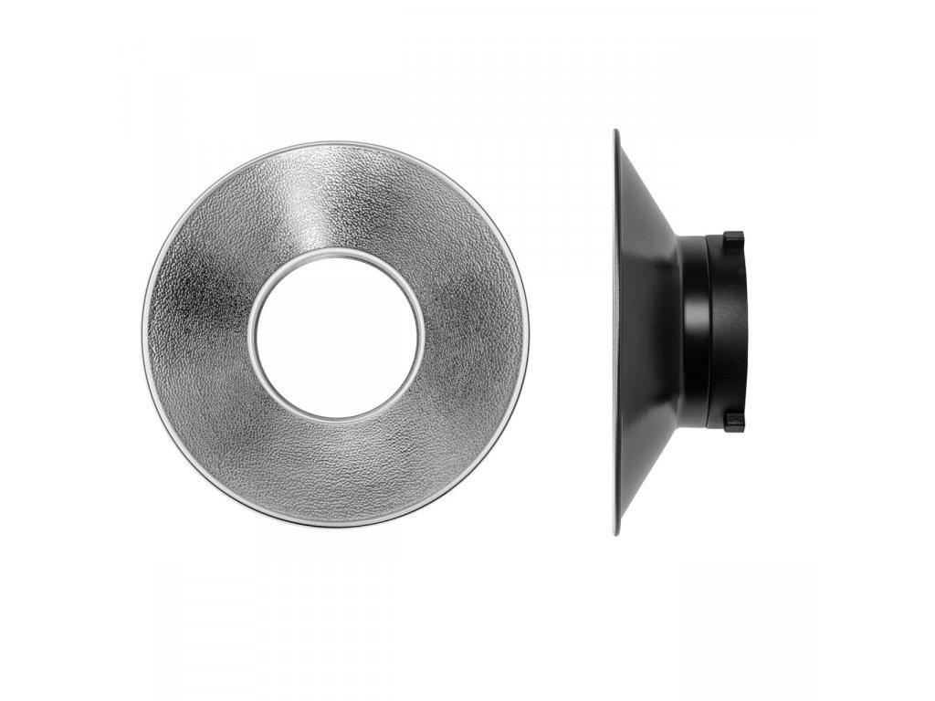 Reflektor - 20,5 cm, 120°, bajonet Bowens