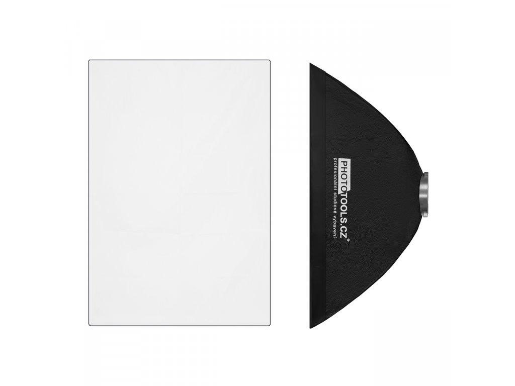 Softbox LF 40x60 cm, adaptér Bowens