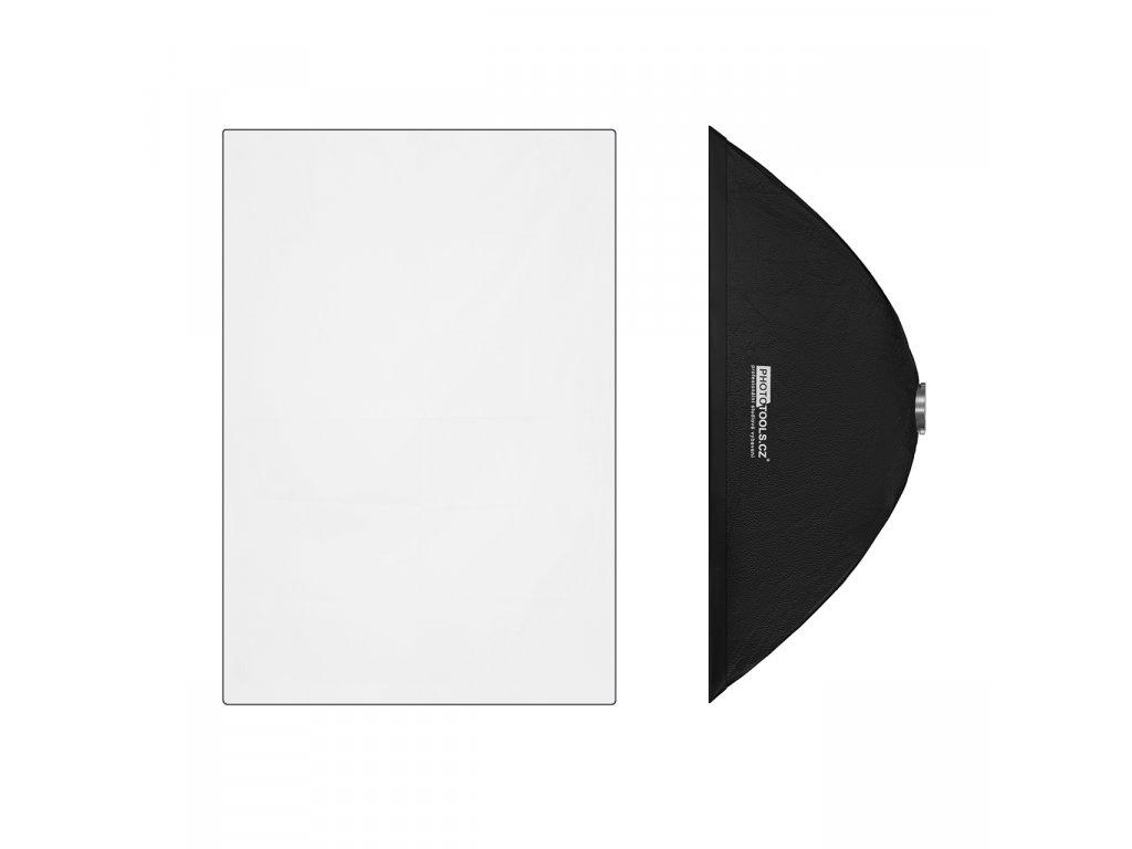 Softbox LF 80x120 cm, adaptér Bowens