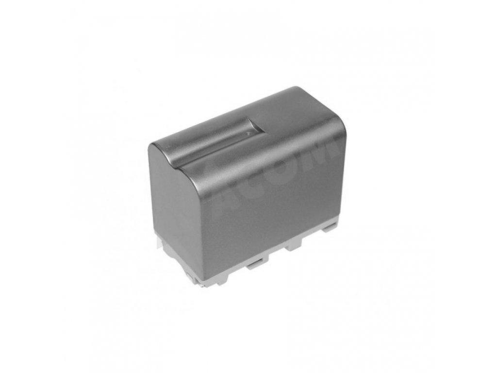 Sony batéria NP-F pre LED svetlá Yongnuo, Jinbei, Apurture, Falcon Eyes - Avacom 7800mAh