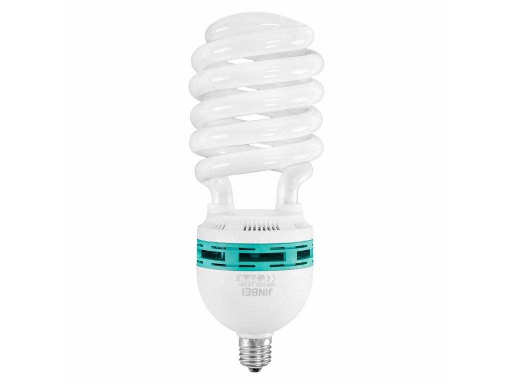 Špirálová žiarovka 105W pre trvalé světlo Daylight
