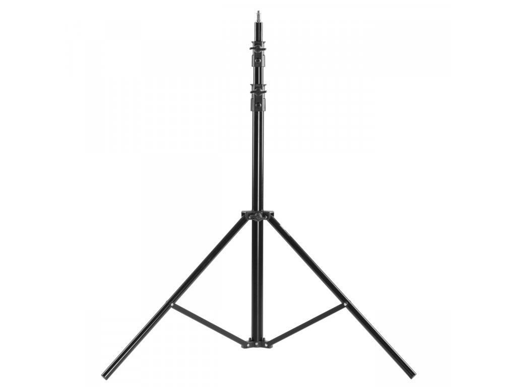 Stojan - statív pre svetlo, blesk - Aluminium, pružinový 2,5m