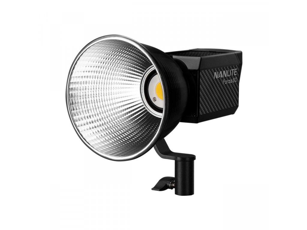 Trvalé LED svetlo Nanlite Forza 60 - 5500K + reflektor