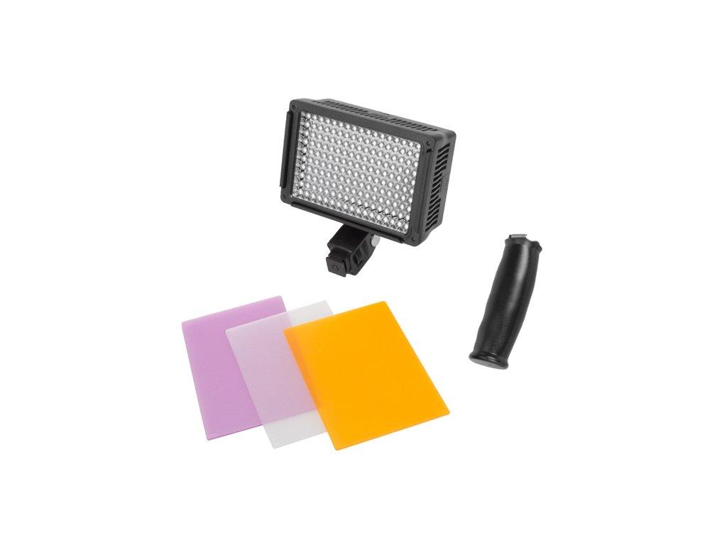 Trvalé LED svetlo nielen pre videokamery LED-170A