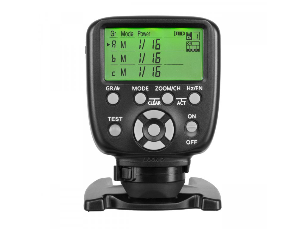 Bezdrôtová riadiaca jednotka pre blesky YONGNUO YN560-TX II Canon