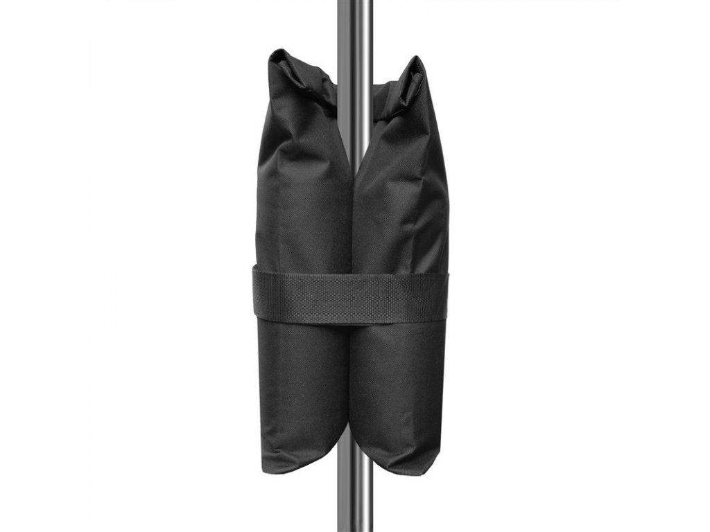 Závažie na statívy - Sand bag na tyč 40x28 cm