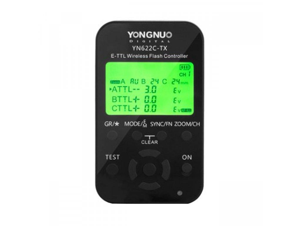 Bezdrôtová riadiaca jednotka pre odpaľovače YN622-C-TX