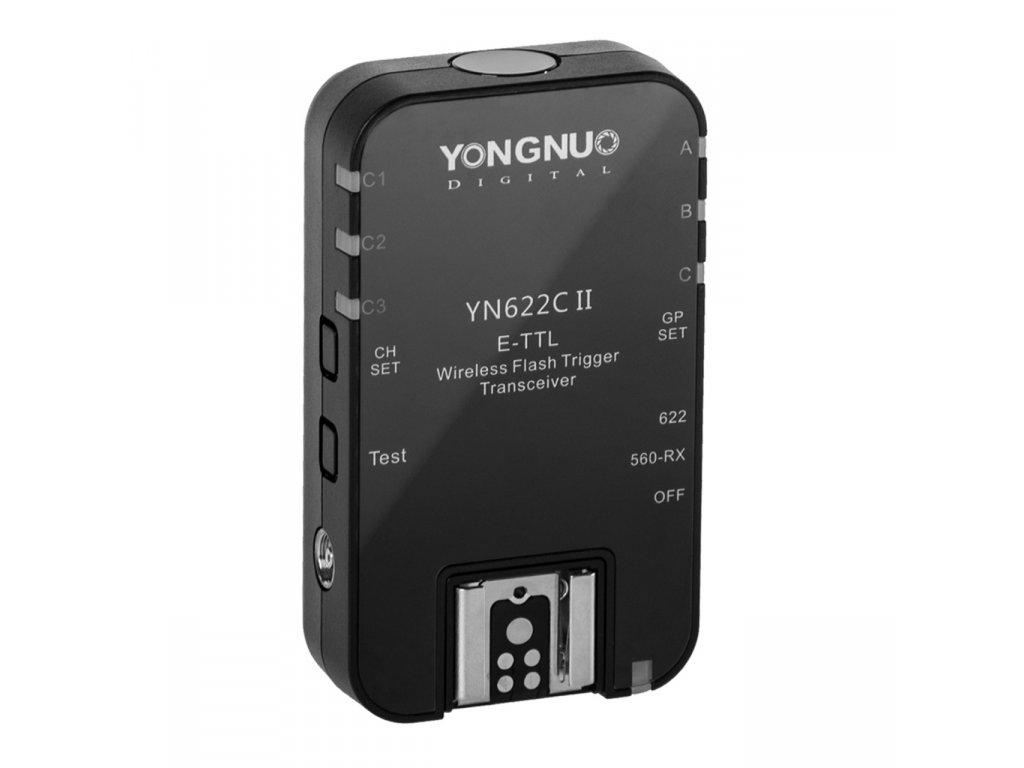 Bezdrôtový rádiový odpaľovač Yongnuo YN-622C II