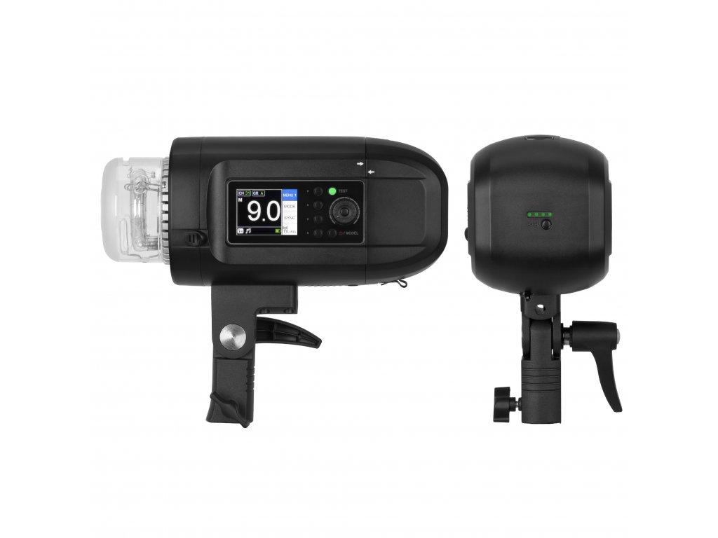bateriovy blesk jinbei HD400PRO