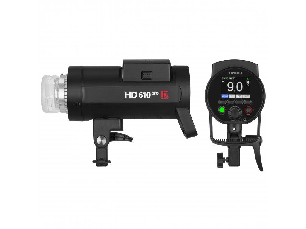 bateriovy blesk jinbei HD610PRO