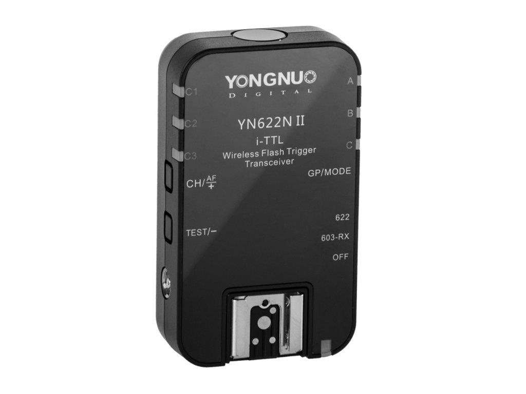 Bezdrôtový rádiový odpaľovač Yongnuo YN-622N II
