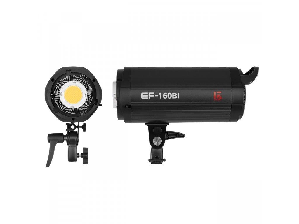 Bi-color LED trvalé svetlo EF 160 Sun Light, 2700-6000K