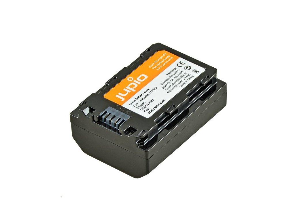 Batéria Jupio NP-FZ100 pre Sony 2040 mAh