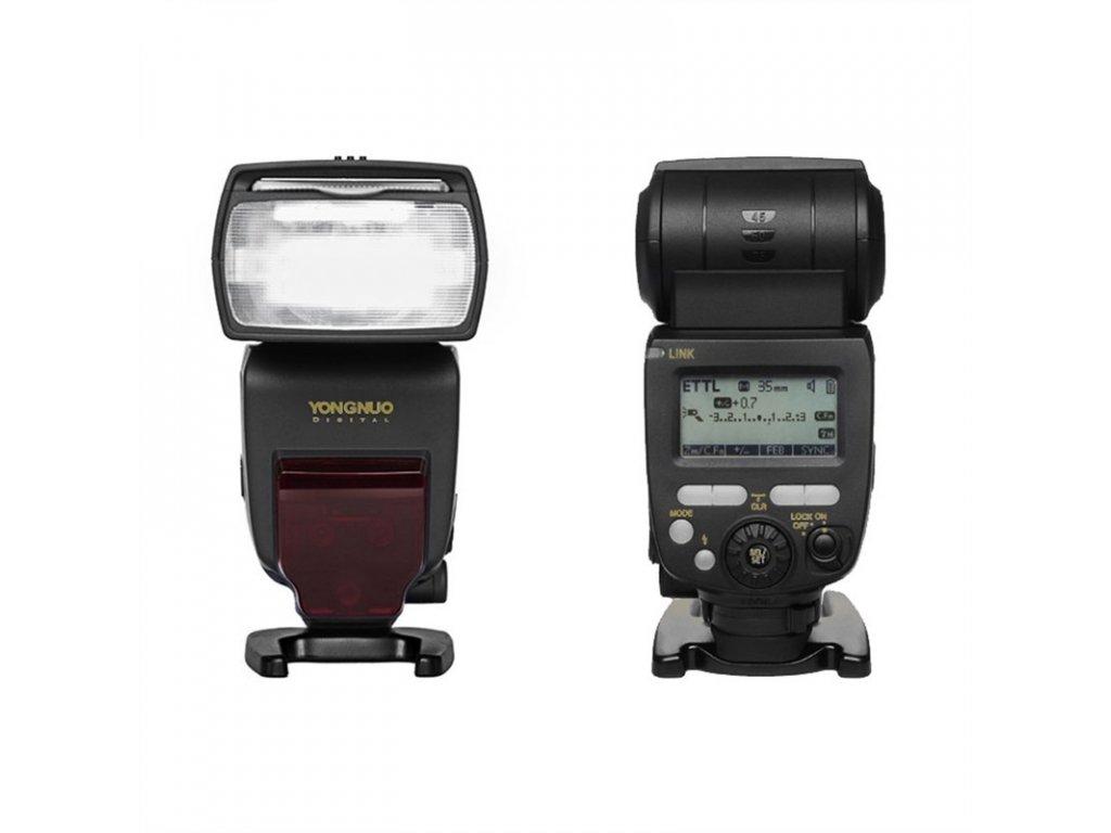 Externý systémový blesk YONGNUO YN685 Nikon, GN60