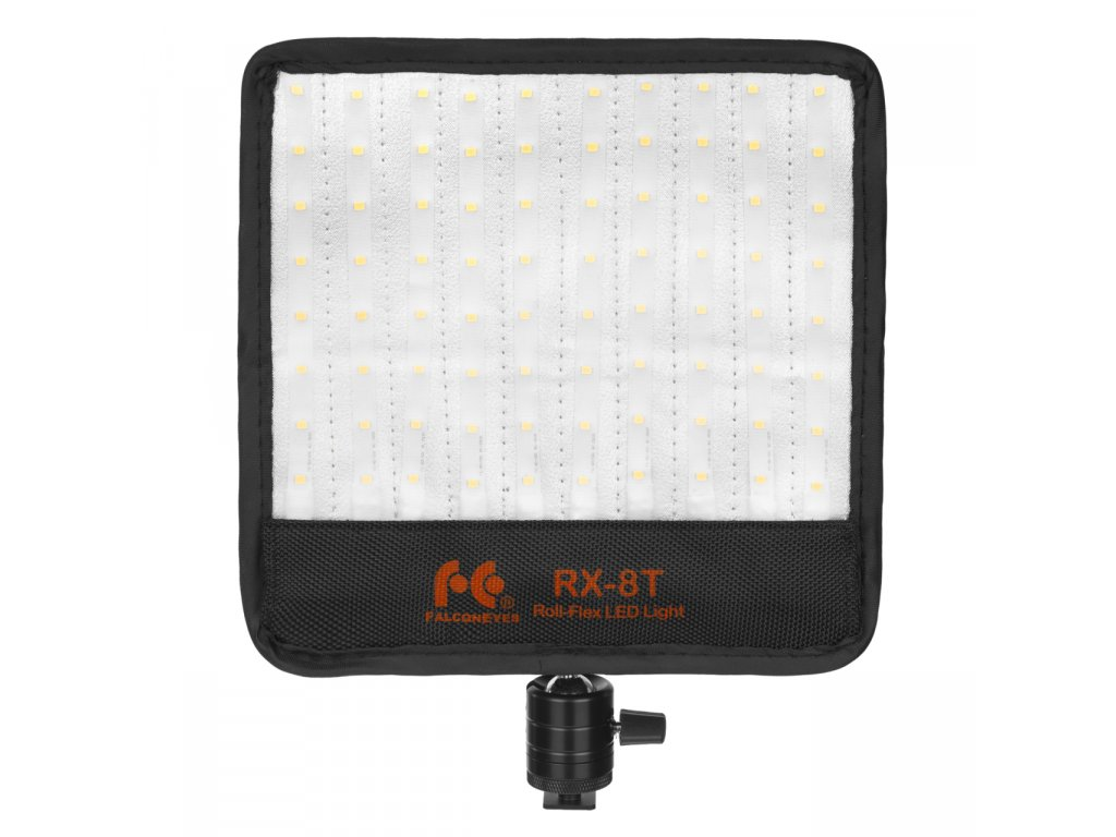 Flexibilní trvalé ROLL LED svetlo Falcon Eyes Roll-Flex 8, 18W, 5600K