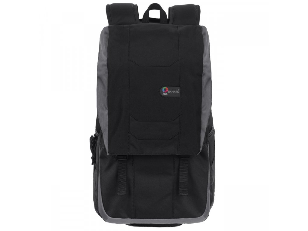 Fotografický batoh SAMARK 47x30x18cm, čierny
