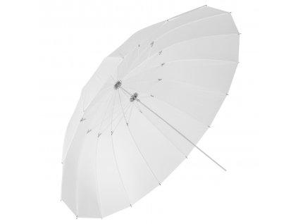 Fotografický transparentný dáždnik 170cm