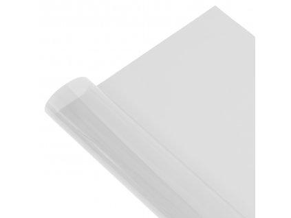 Gélový filter - biely frost, 1x1 m