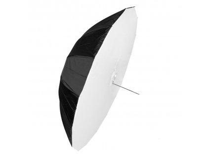 Hlboký dáždnikový softbox odrazný 120cm