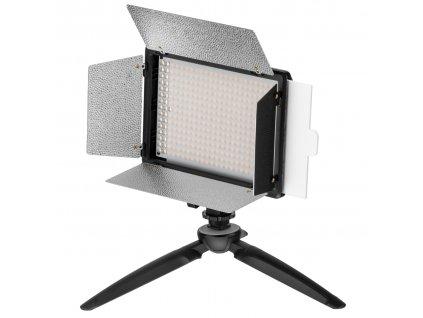 Hybridné bi-color LED trvalé svetlo EF 20 Sun Light 2700-5500K + statív