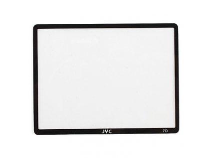 JYC LCD Screen Protector ochrana displeja Canon 7D