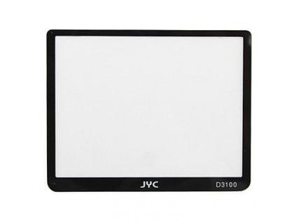 JYC LCD Screen Protector ochrana displeja Nikon D3100