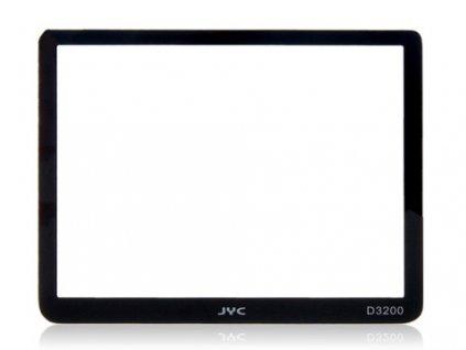 JYC LCD Screen Protector ochrana displeja Nikon D3200