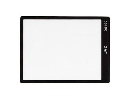 JYC LCD Screen Protector ochrana displeja Nikon D5100