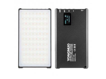 Vreckové trvalé LED mini světlo Yongnuo YN365, 2500-8500K, RGB