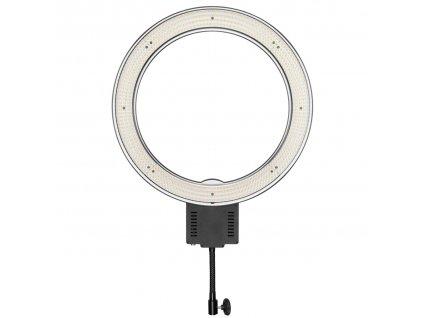Kruhové LED trvalé svetlo 5600K - Ring light - CN-R640