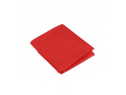 Látkové fotografické pozadie 3x6m - bavlnené, červené