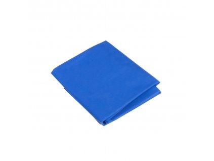 Látkové fotografické pozadie 3x6m - bavlnené, modré kľúčovacie
