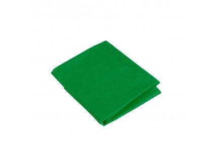 Látkové fotografické pozadie 3x6m - bavlnené, zelené kľúčovacie