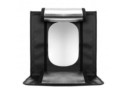 LED fotografický stan 60x60 cm