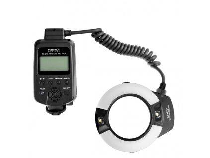 Makro blesk YONGNUO Ring flash YN-14EX GN14, TTL Canon