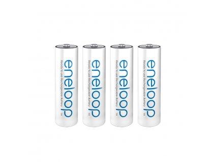 Nabíjacie batérie AA Sanyo Eneloop 1900mAh 4ks