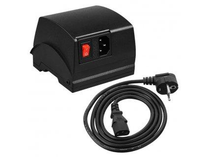 Napájací AC adaptér pre blesky HD-601 a HD-610