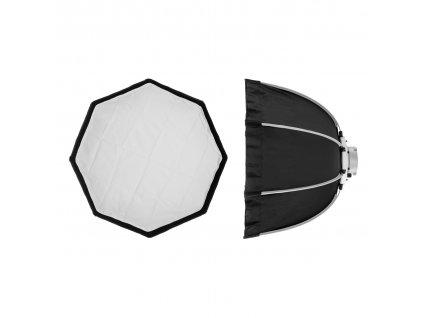 Octabox SB 55 cm rýchlorozkládací, adaptér Bowens