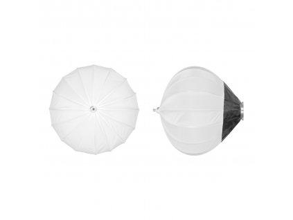 Balonový softbox DB 65 cm rýchlorozkládací, adaptér Bowens