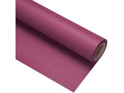 Papierové fotografické pozadie 2,72x11m - fialové - damson | plum