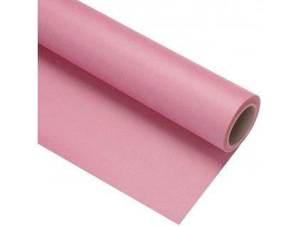 Papierové fotografické pozadie 2,72x11m - ružové - carnation