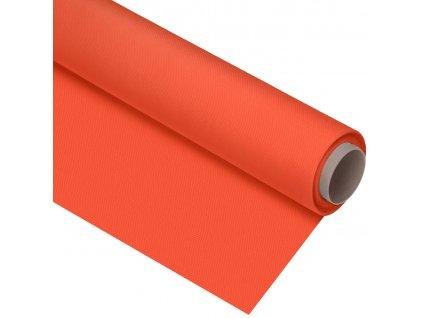 Polypropylenové fotografické pozadie oranžové , 1,6 x 5m