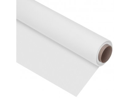 Polypropylenové fotografické pozadie biele , 2,7 x 5m