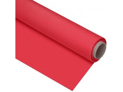 Polypropylénové fotografické pozadie červené, 2,7 x 5m