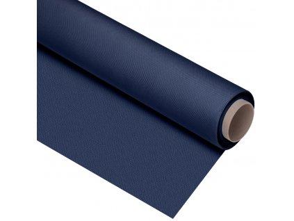 Polypropylénové fotografické pozadie tmavo modré, 2,7 x 5m