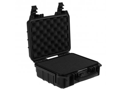 Prepravný kufor pre fotografické vybavenie 29x26x13 cm s nastaviteľnou výplňou