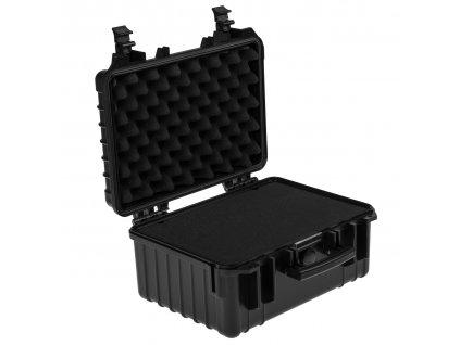 Prepravný kufor pre fotografické vybavenie 39x31x18 cm s nastaviteľnou výplňou