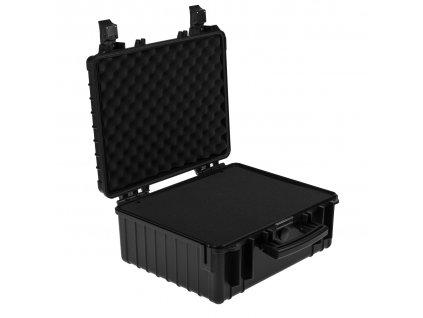 Prepravný kufor pre fotografické vybavenie 49x42x21 cm s nastaviteľnou výplňou