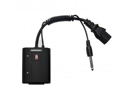 Prijímač pre rádiový odpalovač AC-04A, 4-kanál