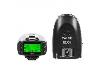 Rádiový odpalovač TR-612 pre blesky HD-601 a HD-610 s podporou HSS a TTL Nikon